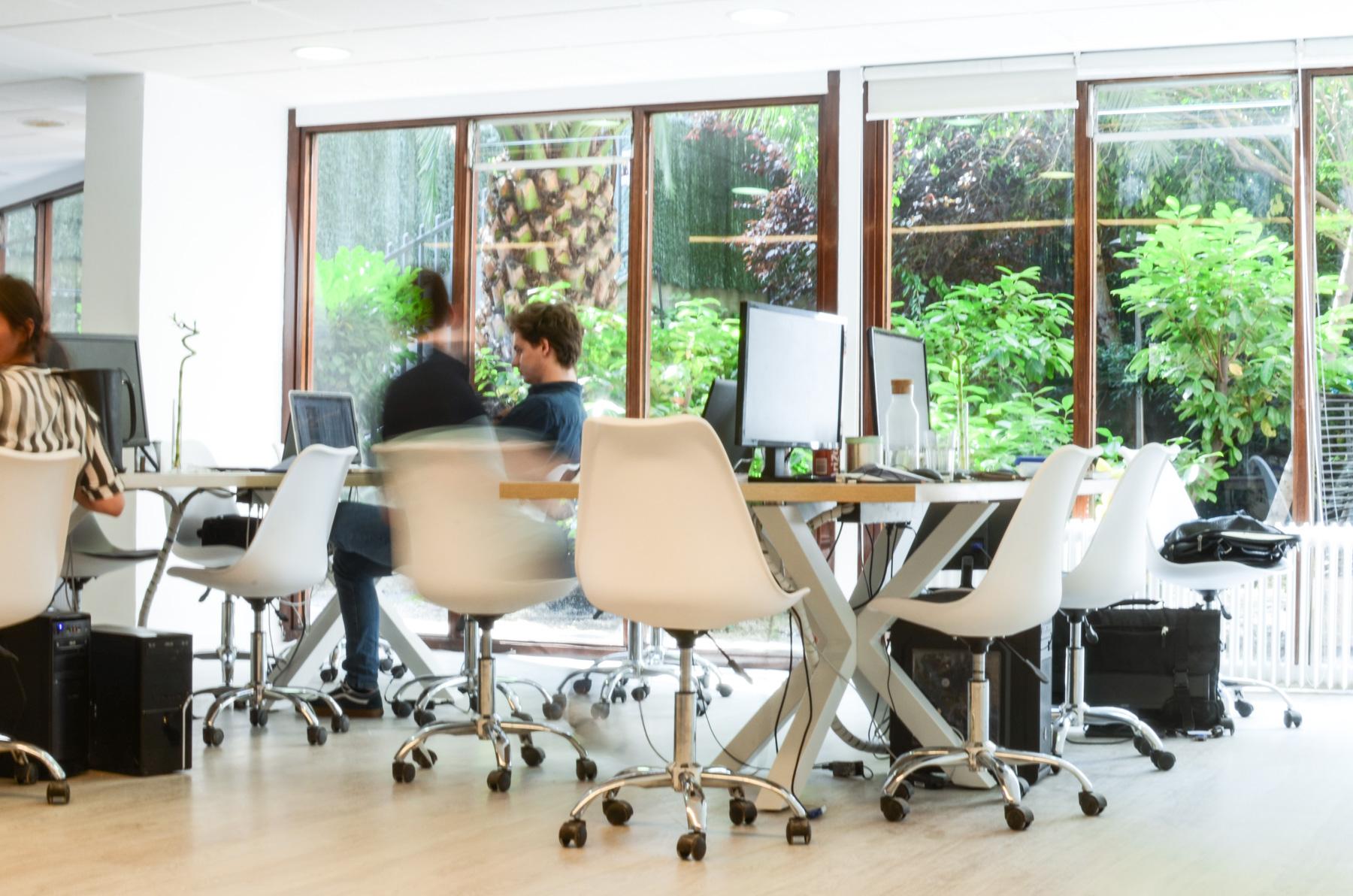 Coworking emprendedores